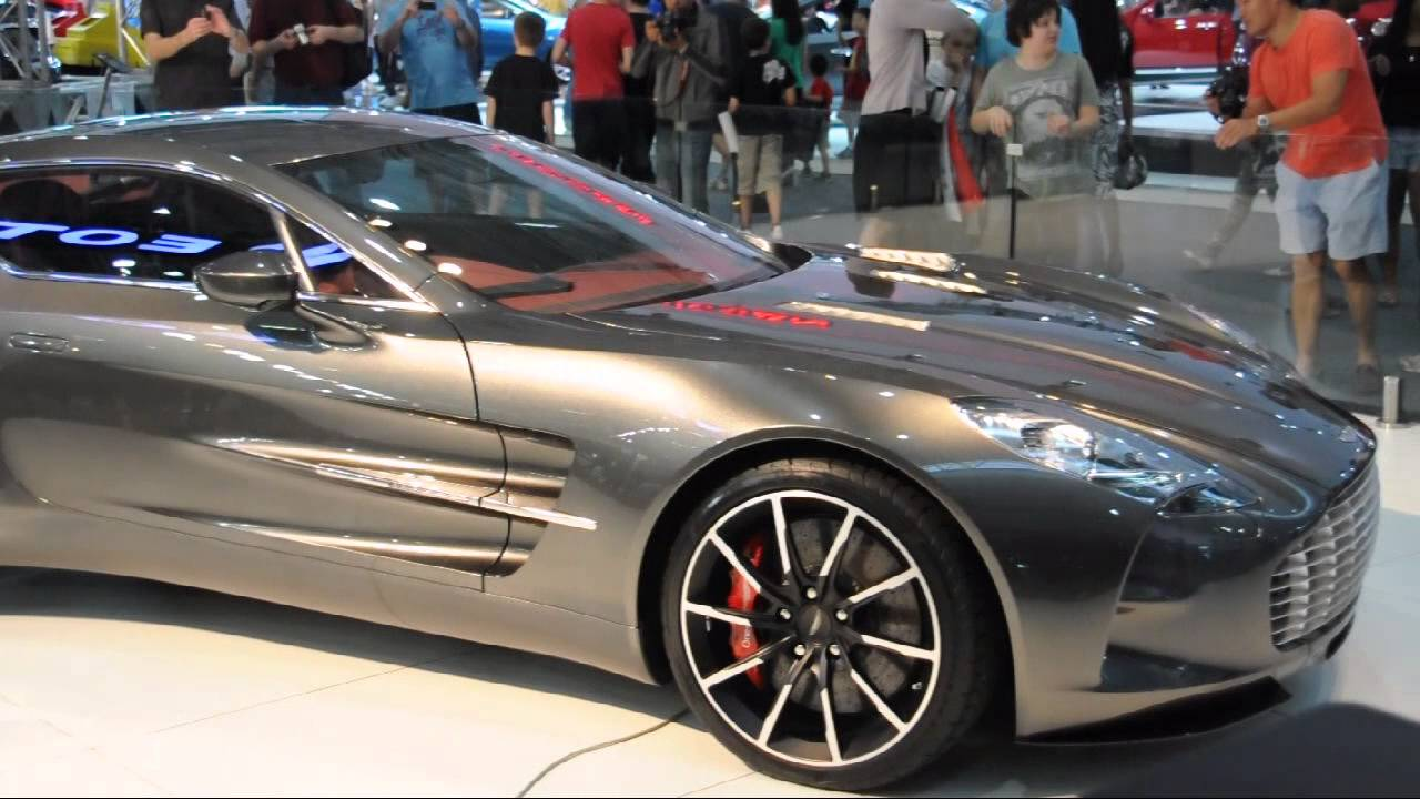 Million Dollar Car >> ONE-77 - 2 MILLION DOLLAR CAR - YouTube