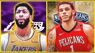 The TRUTH About The Lakers TRADING LONZO BALL For ANTHONY DAVIS And What It Means For BOTH Teams!