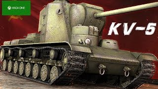 KV-5 - 'For the Trollz' - World of Tanks Console (Xbox)