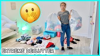 EXTREME DECLUTTER
