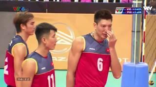 Vietnam vs Philippines | 21 August 2017 | Volleyball Men 29th SEA GAMES