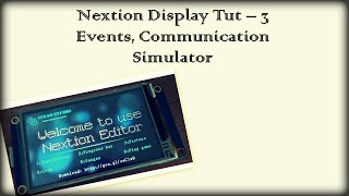 uBITX with Nextion LCD, TJC LCD and Factory Reset Test - Ian Lee