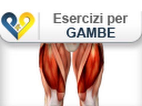 Stretching | Come allungare i muscoli delle gambe, della ...