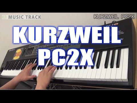 KURZWEIL PC2X Demo&Review [English Captions]