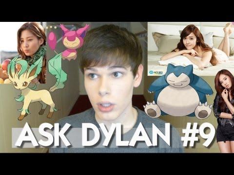 SNSD AS POKEMON - Ask Dylan #9