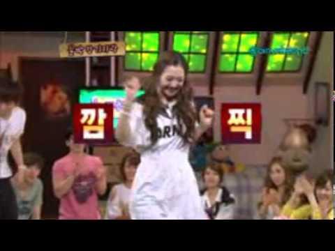 SNSD, Super Junior, DBSK, f(X) - Come To Play dancebattle [cut]
