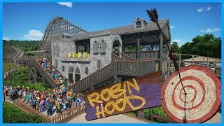 Robin Hood!: Recreation | Coaster Spotlight 539 #PlanetCoaster