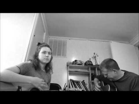 Tony LoCascio and Hailey Kuehn - Skinny Love Bon Iver