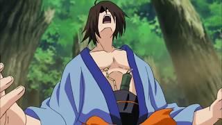 Pain vs Utakata - Capturing the six tails