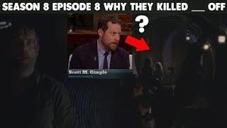 TWD S8 Mid-Season Finale Huge Death: Is Scott Gimple to BLAME?