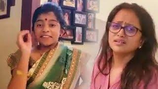 Anchor Suma funny moments with Srilakshmi Kanakala's daugh..
