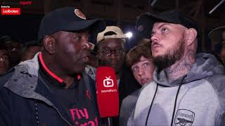 Leicester City 3-1 Arsenal | I Don't Care About Germany! Arsenal Pay Ozil's Wages!! (DT)