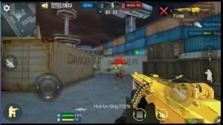 Phục Kích Official   Thử trải nghiệm bắn Zombie của Phục Kích Mobile