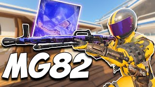 Getting the MG82 Dark Matter (Cold War Weapon Grind and Review)
