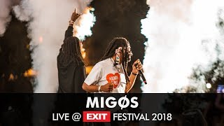 EXIT 2018 | Migos Live @ Main Stage FULL SHOW