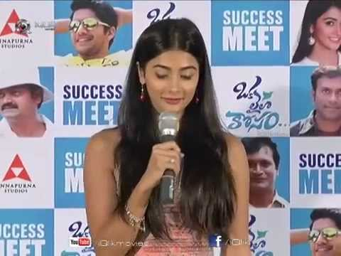 Oka-Laila-Kosam-Success-Meet---Naga-Chaitanya--Pooja-Hegde