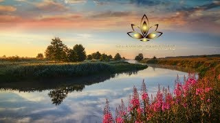 Piano Relaxing Music ,Summer Nature Sound Stress Relief,Spa  Meditation Music, Chill Background