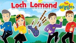 The Wiggles: Loch Lomond | The Wiggles Nursery Rhymes 2