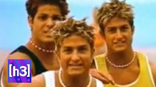 Ethan Joins a 90s Boy Band