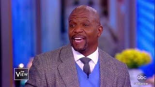 Terry Crews Talks 'Brooklyn Nine-Nine' And #MeToo Movement | The View