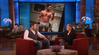 Celebrities Show Off Their Ellen Underwear