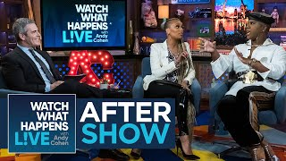 After Show: WIll Marlo Hampton Ever Get a Peach? | WWHL | RHOA