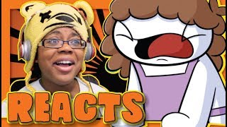 Tabletop Games by TheOdd1sOut | Story Time Animation Reaction