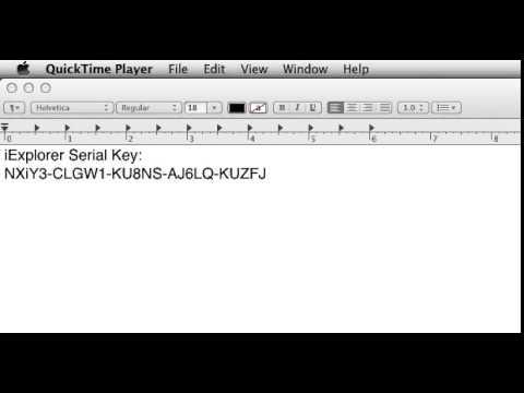 Iexplorer 3 Registration Code Crack Windows - applicationenjoy