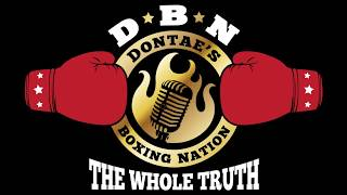 DBN SHOW PREVIEW:  SPECIAL GUEST ERROL SPENCE TRAINER DERRICK JAMES 1
