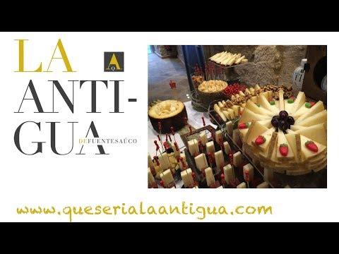 Bautizo del Tormes Con Agua del Guadalquivir. Quesería La Antigua de Fuentesaúco