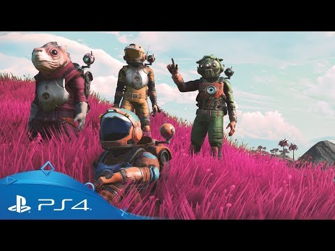 How to find other players bases no mans sky