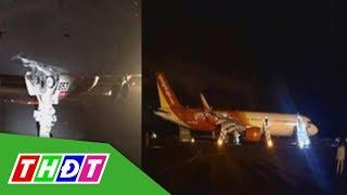 Thu bằng lái 2 phi công Vietjet | THDT