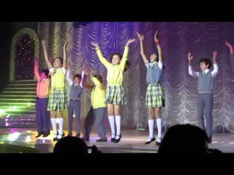 Baixar Show Novela Carrossel - Bom Bom Bom - Circo Tihany - 17/04/2012 (HD)