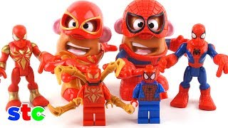 Lego Marvel Spiderman Super Heroes Aventuras