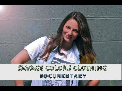 Savage Colors Clothing Documentary