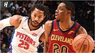 Cleveland Cavaliers vs Detroit Pistons - Full Game Highlights   October 11, 2019 NBA Preseason