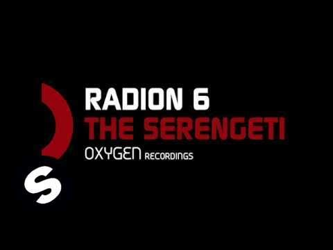 Radion 6 - The Serengeti (Original Mix)