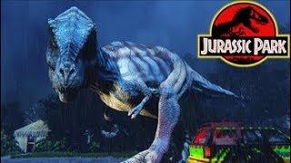 Tyrannosaurus Ausbruch! - Jurassic Park T.Rex Breakout (Fanmade-Spiel)   Marcel