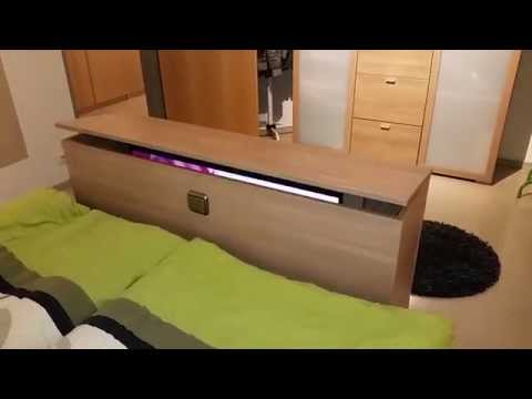 TV Lift TV-Schrank elektrisch ausfahrbar