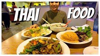 We Enjoyed Delicious Thai Food