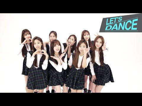Let's Dance: LOVELYZ(러블리즈) _ Ah-Choo [ENG/JPN/CHN SUB]