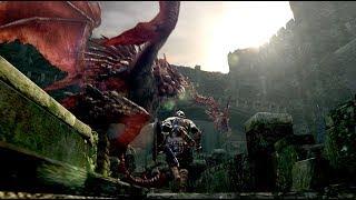 DARK SOULS: REMASTERED Gameplay Trailer | X1, PS4, PC