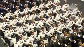 [Việt sub] Duyệt binh Chiến thắng trên Quảng trường Đỏ 9/5/2015 - 2015 Moscow Victory Day Parade