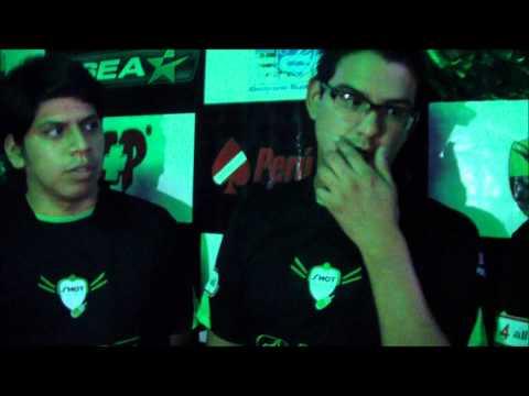 Entrevista a  Shot CS GO