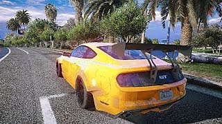 ►GTA 6 Ultra-Realistic Graphics! 4k 60FPS REDUX + M.V.G.A GTA 5 PC Mod!