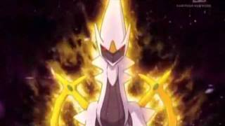 Arceus AMV- Awake and Alive