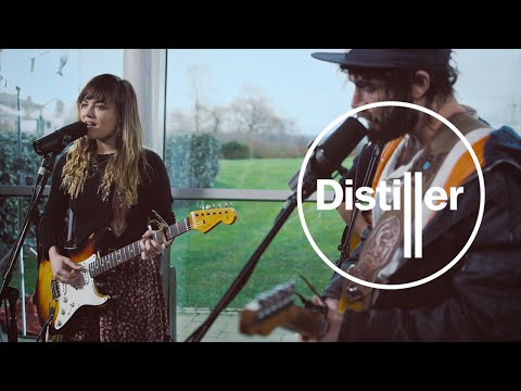 Angus and Julia Stone - All This Love | Live From The Distillery