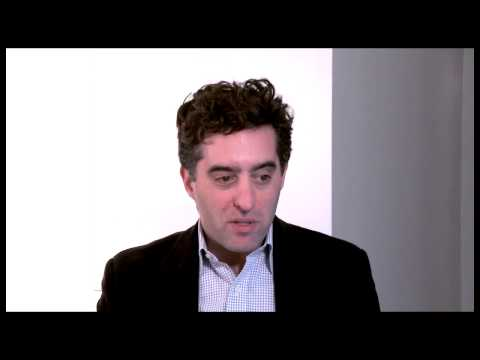 Interview with playwright Nathan Englander - YouTube