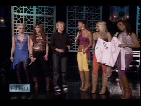Baixar Pussycat Dolls - Jai ho (Live @ Ellen Degeneres) (20th April 2009)