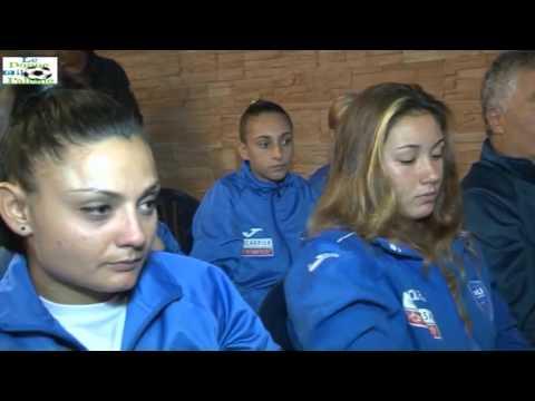 Carpisa Napoli, conferenza stampa Stadio Collana